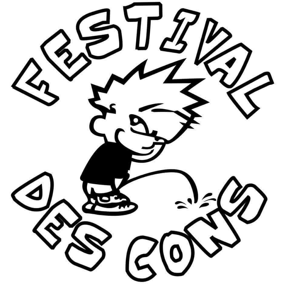 Festival des cons - 14 août 2019